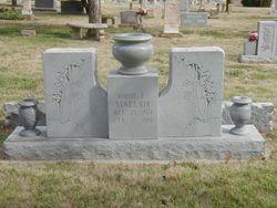 6' gray granite winged marker combo round granite vases