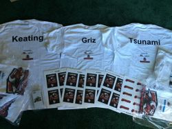 Tournament Shirts