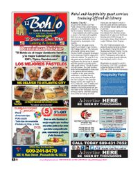 EL BOHIO RESTAURANT  (The Society Page en Espanol)