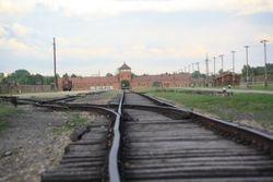 Birkenau (as in Schindler's List)