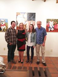 Solo Show at Kreative Casita October2013