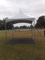 3x3 in Priory Park Southend-on-Sea for a Polish Festival