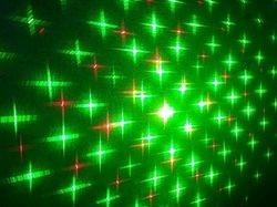 Microh DJ  Mini Venom Red/Green Laser