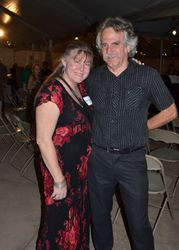 Marsha Judd and Mike Boeck