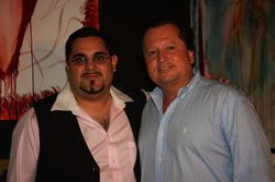 Nadim Tabsch and Arthur Naranjo