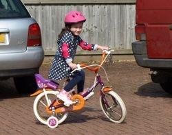 Biker Babe!