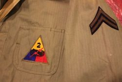 2nd Armored Division 'Cover-Alls' :
