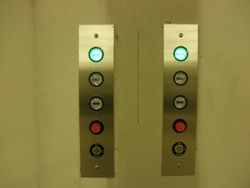Dual Push Button Stations