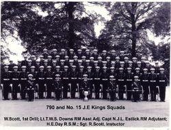 790 & No. 15 JE Squads
