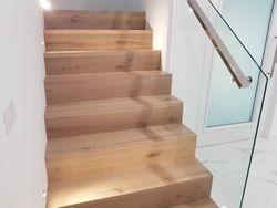 Oak staircse