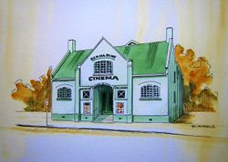 Geraldine Cinema 1924