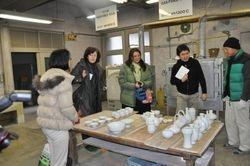 Ceramic School Visit