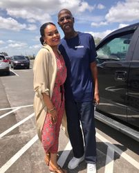 Demetria McKinney and Ronald McKinney - July 6, 2019