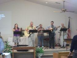 Praise Team Jan. 2010