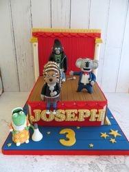 Joseph's Birthday Cake