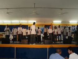 PP Boys' Conference Jamaica College-  Oct,  2008