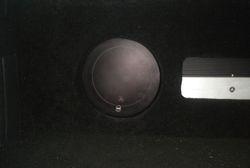 Custom JL Audio Mercedes Install