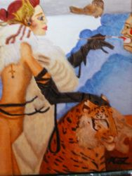 Lady and The Leopard