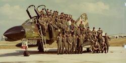 F-4 Phantom Jet Group.