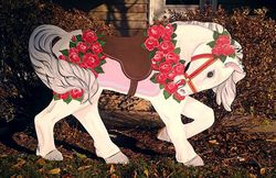 Rose Pony