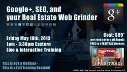 Google+, SEO, and the Web Grinder