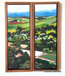 Braddon's Lookout Diptych
