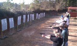 Jan 7, 2012 Shooting at the range