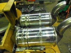 Sennebogen SR25T Doppel Filteranlage