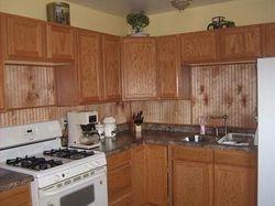Hammond Oak Cabinets