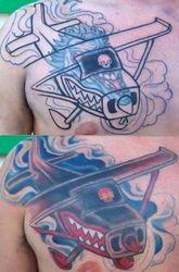 Chris' Cessna Cover-Up