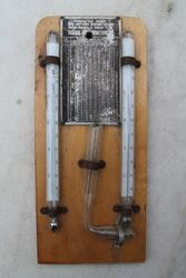 Antikvarinis higrometras. Kaina 38