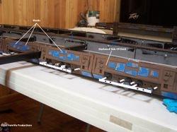 Overhead Module Painting - 1