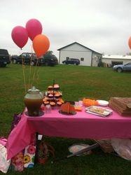 Birthday part fun at the farm!
