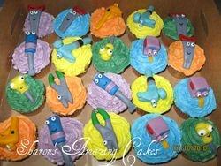 CC13 -Handy Manny Cupcakes