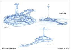 submersible prison #2