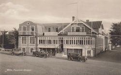 Hotel Corfitzon (Jonssons) 1933
