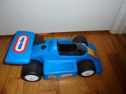 Little Tikes Race Car- Vintage - $20