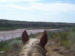 West Texas Trip! Salt Fork of the Brazos River