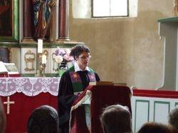De dominee The Vicar 2012