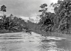 Patrolling For Pirates Borneo 1962-3