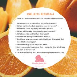 Wellness Mindset Questions