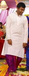 Sovale (Pooja Dhoti)