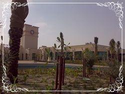 Princess Sabeeka park landscape view main entrance