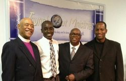 Bishop North - Bro. Brandon- Pastor Cole- Pastor Watson