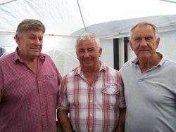 Wayne Bridges, Tony White & Frank Rimer
