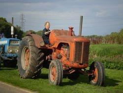 Case L LPG Tractor