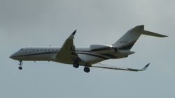 Bombardier BD700 Global Express VH-LEP