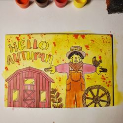 """Hello Autumn"""