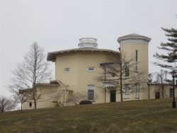 Observatory in Amherst