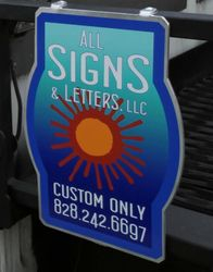 Sign Truck Sign